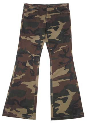 WOMAN CAMO WOODLAND CLOTHES SET S. 26