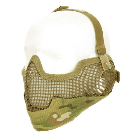Airsoft protective mask