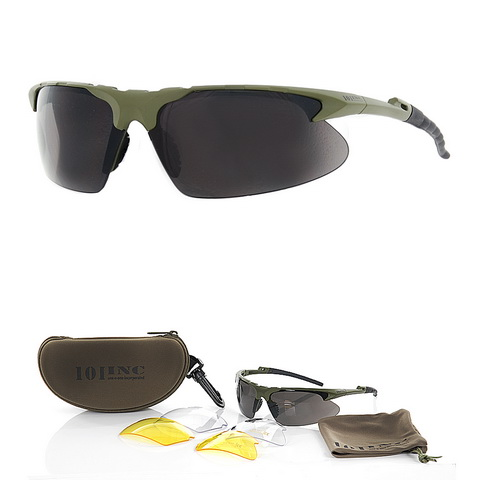 TACTICAL ASSAULT BRIL STYLE 1 HO18 Zwart