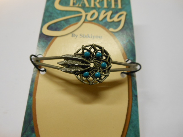 EARTH SONG ARMBAND DREAMCATHER