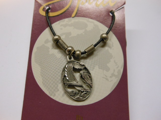 EARTH SPIRIT KETTING ADELAAR