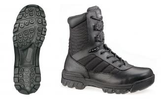 "BATES Enforcer 8"" Leather/Nylon Black (404)"