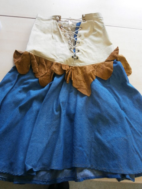 Western Skirt size M