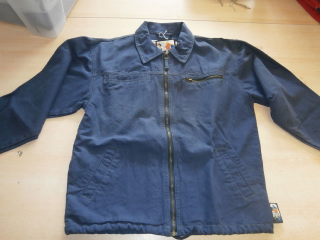 Life-Line Summer Blue Jacket Size: L