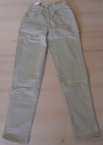 MCL Khaki woman stretch pants Joyce Size: 38