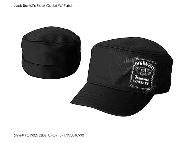 Jack Daniel's - Black Cadet W/ Patch
