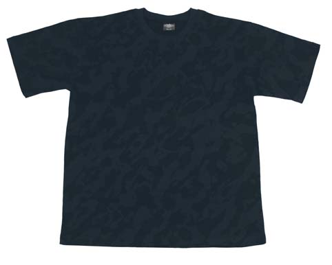 T-SHIRT FOSTEE NIGHT CAMO MAAT XXL