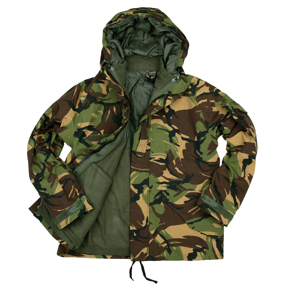 M65 jacket heavy