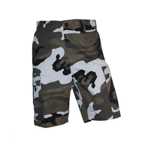 SHORT TROUSERS BLACK S