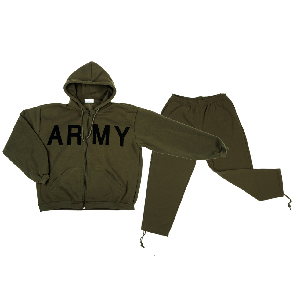 TRAININGSPAK ARMY HEAVY MAAT 3XL