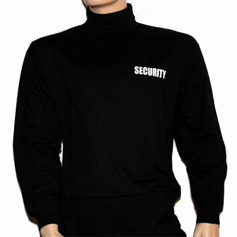 SHIRT SECURITY MET LANGE MOUWEN S
