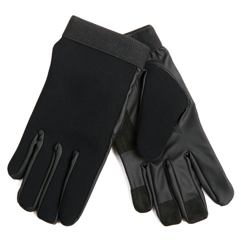 PAIR NEOPREEN & LEATHER GLOVES