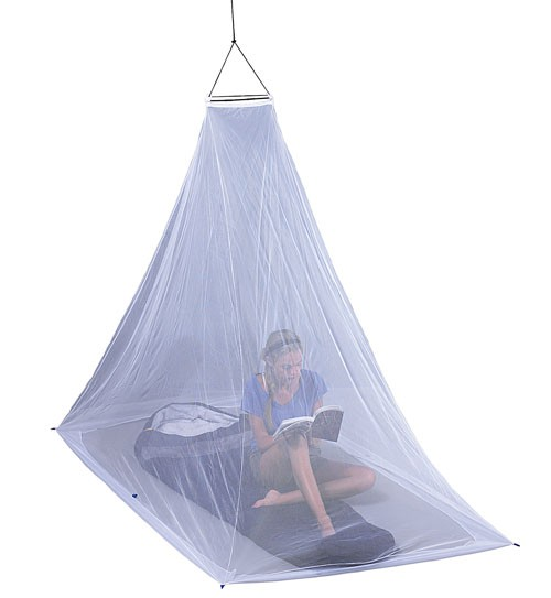 MOSQUITO NET 1 PERSONS WHITE