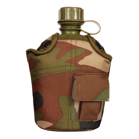CANTEEN PVC WITH CAMO COVER