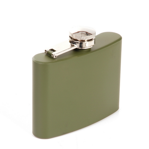 ZAKFLES 4 OUNCE OLIVE GREEN