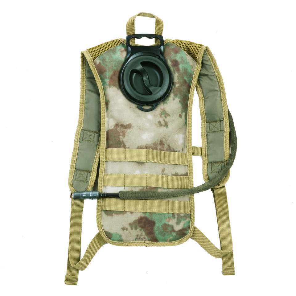 Tactical Camel bag Molle met water reservoir 2.5ltr