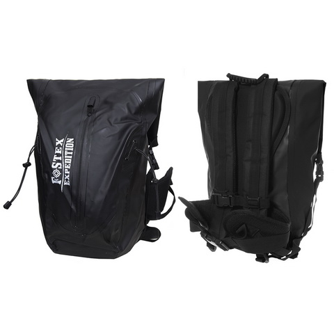 Dry bag expedition Large ZWART