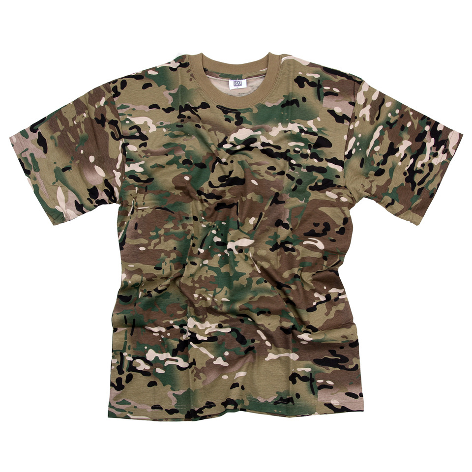 T-SHIRT CAMO RECON 101 INC