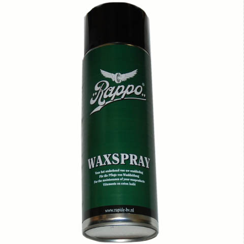 WAX-SPRAY RAPIDE