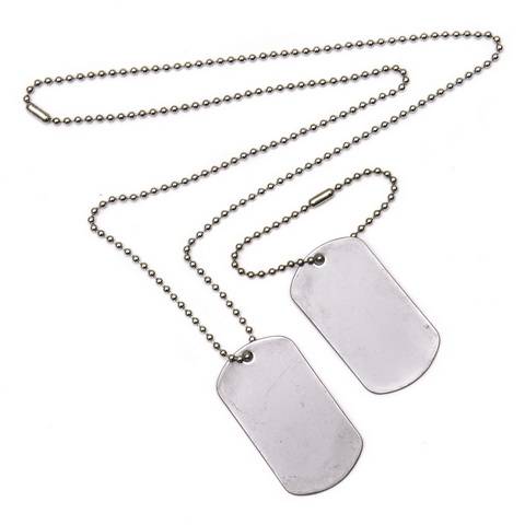 DOG TAG LEEG