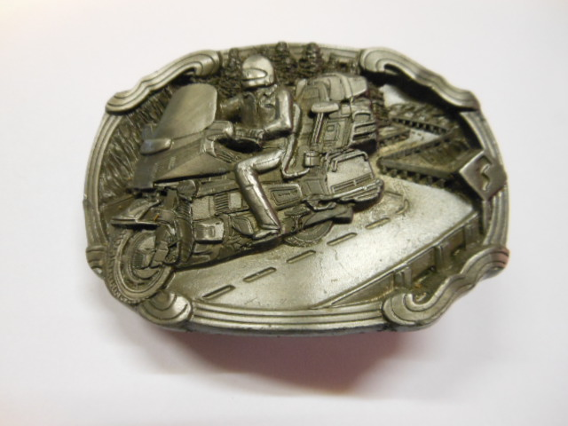 Buckle Motorcycle
