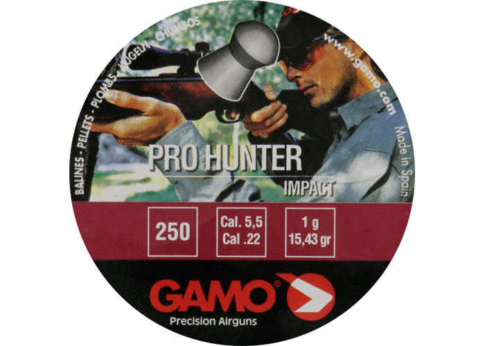 KOGELS PRO HUNTER 5,5MM(250)