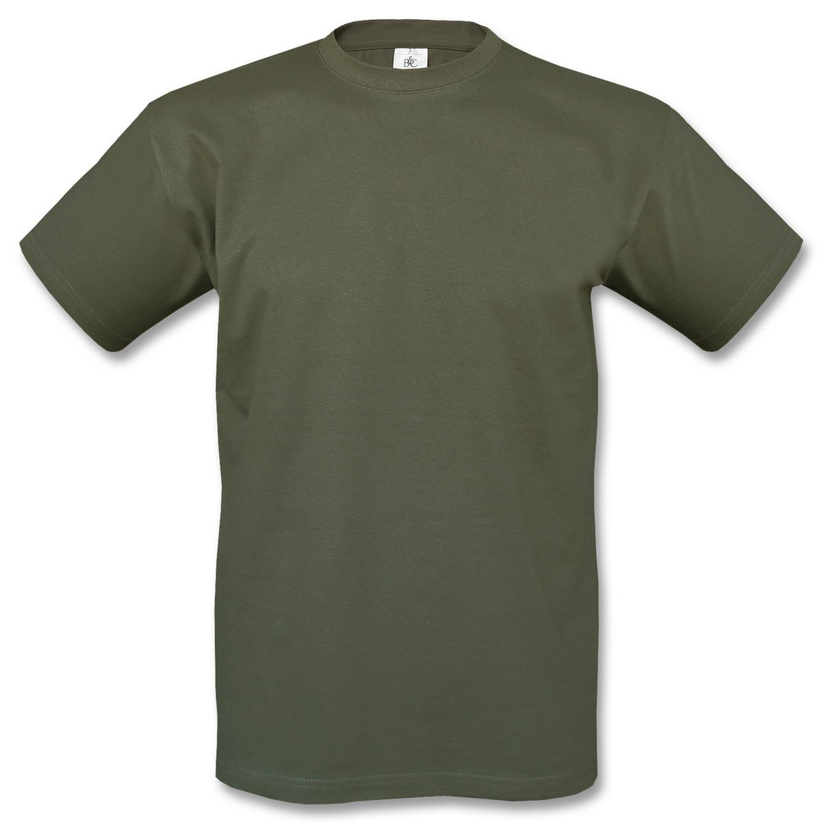 T-SHIRT OLIVE MAAT S