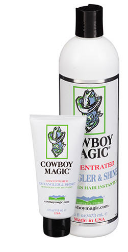 COWBOY MAGIC® DETANGLER & SHINE 118ML TUBE