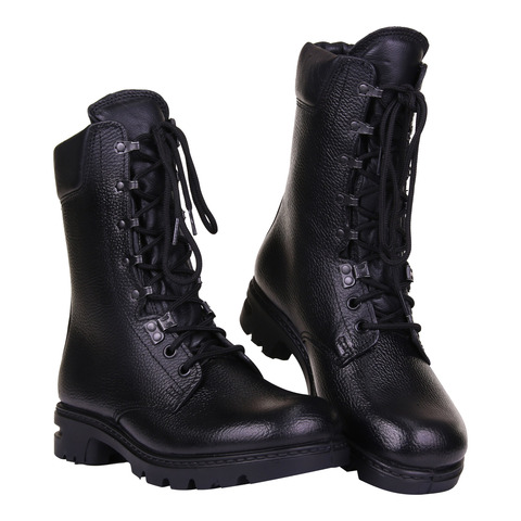 M90 / M400 Dutch Military boots leather