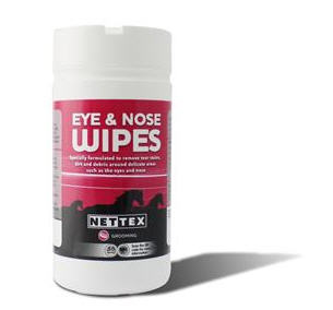 Eye & Nose Wipes Nettex 50 pack