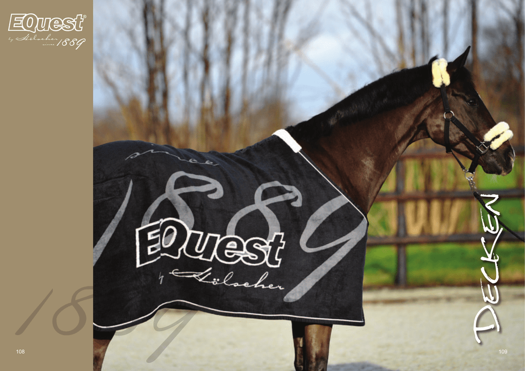 DEKEN EQUEST FLEECE PROMOTION INCL. CORD